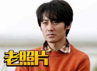 吴秀波:中国最帅大叔,年轻时也是魅力无限啊
