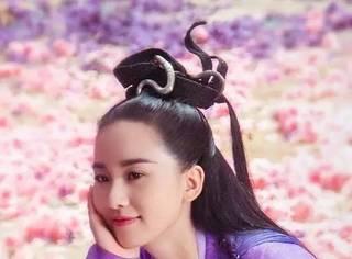 《醉玲珑》里刘诗诗陈伟霆头顶的到底是什么海鲜?