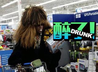 这些人逛超市都如此与众不同,看完真是醉了!