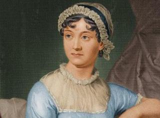 简·奥斯汀丨她写了很多动人的爱情故事,自己却终身不嫁