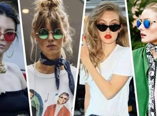 肤色跟墨镜颜色不搭,再适合的款式都白搭!