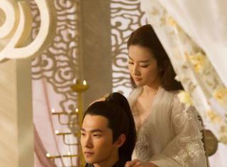 杨洋刘亦菲版《三生三世》又爆手绘版海报,这个天仙有点儿帅