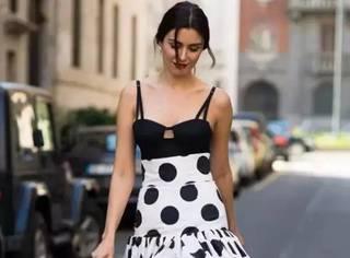 景甜和Angelababy不惜撞衫也要穿的波点衬衫到底有多时髦?