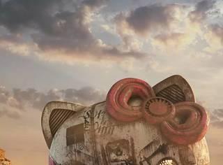 神秘未知,末日悲凉 ,三维艺术家Filip Hodas