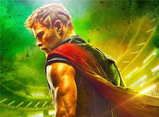 燃爆!索尔洛基联手,绿巨人大战火烈巨人,《雷神3》预告太惊喜!