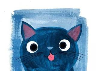 1天画1只猫,她竟然坚持了100天!画的太好看了...