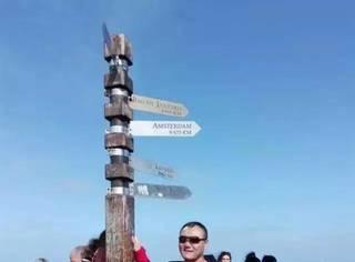 第一个登上乞力马扎罗的中国盲人,失明后他选择环游世界