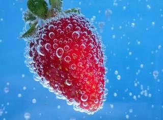 夏日最爱的水果,这么拍清新又美丽!