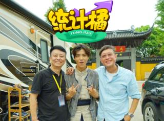 建军大业导演晒与鹿晗合照,电影首映半个娱乐圈都来了!