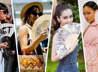 这个路边摊也能买到的清凉小物竟然被Dior跟Gucci盯上了!