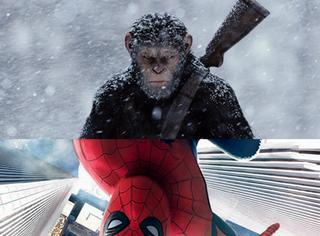 落定了!你们期待已久的《蜘蛛侠》和《猩球崛起》终于定档了!