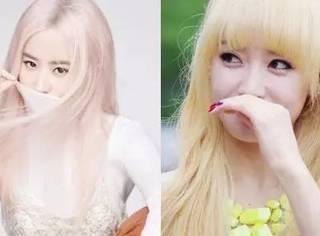 刘亦菲、宋茜换个发色就像换张脸,原来发色影响这么大!