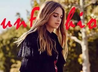 18岁的她拥有9国血统,天生公主命一不小心惊艳了整个时尚圈!