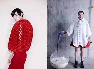 这位日本最被看好的设计师告诉我们,不洗头就是时尚!