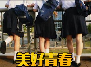 4个少女偷400条金鱼扔到泳池,今年最好看的高分青春片就是它