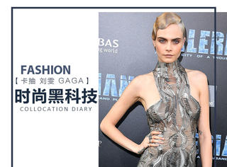 """刘雯、卡抽""""天衣""""无缝,离开布料和针线时装美的很震撼!!!"""