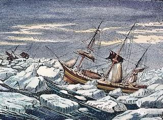 两艘探险船离奇失踪,5年后搜救队发现被煮熟的尸体…