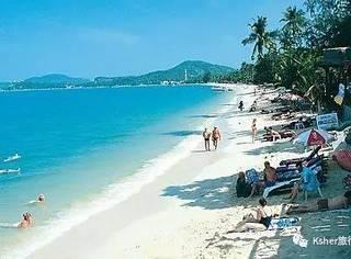 王菲、蒋欣、孙俪、林志颖,为什么那么多明星都爱来泰国苏梅岛旅行?