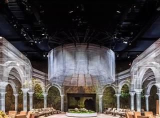 全世界最土豪的皇室摆酒席,他们把婚礼当作艺术展来办