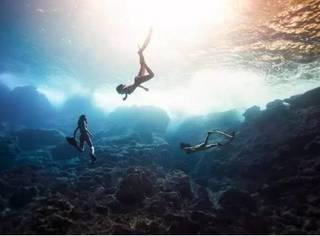 这座唯一对中国免签的美属海岛,新开直航5h便可抵达!还是全球NO.2的潜水圣地