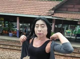 泰国目前最火的熟女,不能只有我看到