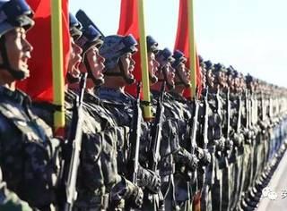 燃炸裂!世界阅兵哪家强,必须得是中国啊!