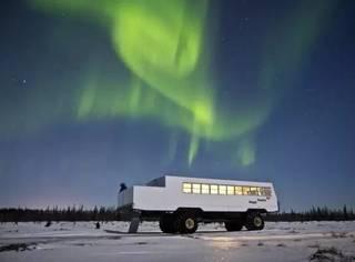 秒杀北海道的冬季活动,比冰岛更高冷的北极熊小镇,这条旅行线路可以炫耀一辈子!