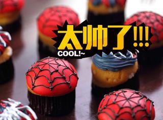 帅气无比的蜘蛛侠主题餐厅,你要来吗?!