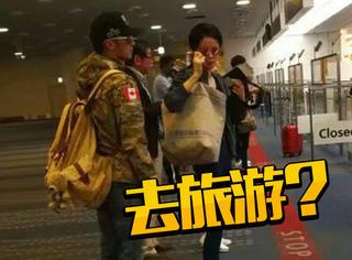 王菲谢霆锋同游日本,这是要提前为王菲庆生吗?