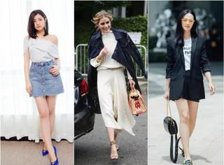 看完明星穿的高街品牌,感觉自己逛了个假H&M、ZARA