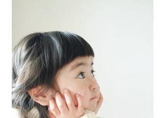 日本4岁小萝莉走红Ins,衣品和Angelababy有一拼!养女儿就要这样穿