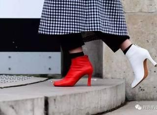 小白鞋穿腻了?那换双什么鞋子替代它?