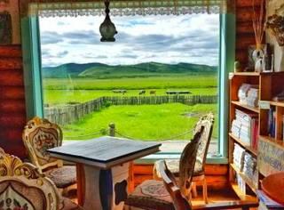 它是中国唯一的俄罗斯民族乡,彩色小木屋仿佛置身欧洲