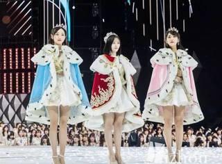 李艺彤呛鞠婧祎,貌似选秀节目冠亚军从来都不合