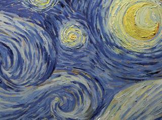 7年,125位画师,65000帧油画,这部《至爱梵高》美哭了
