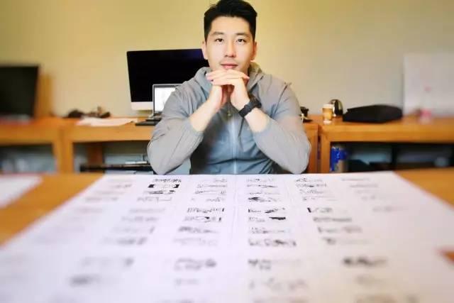 这个90后学生是30亿票房《战狼2》背后的分镜师,吴京都叫他老师!