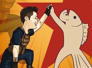 敲黑板,重点!《战狼2》与《美人鱼》间的祝贺交接原来是影界传统