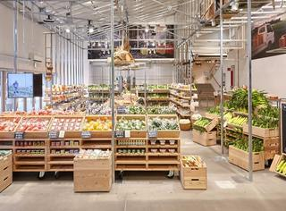 无印良品开了家菜市场!人类已经无法阻止MUJI跨界了!