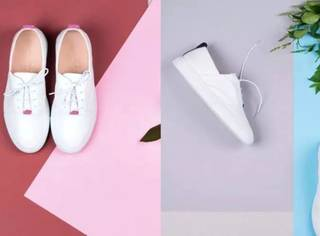 有品小哥哥小姐姐都穿小白鞋!