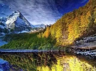 这个秋天,我想和你一起去旅行