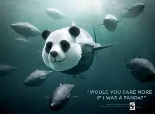 50张万箭穿心的环保宣传海报!看完,我沉默了……