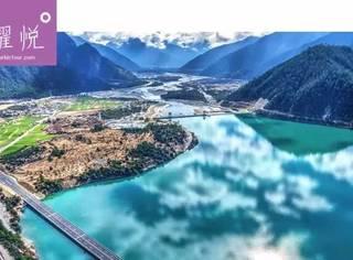 西藏史上颜值最高的公路!堪称升级版G318,沿途风景美到令人窒息!