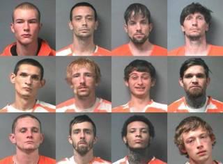 美国监狱12名囚犯用一罐花生酱越狱。。狱警的智商可能需要充值了