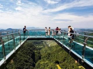 重庆又火了,这次比玻璃天桥恐怖10000倍,完超美国 !