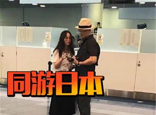 姚笛和男友同游日本,这次终于找到了真爱?