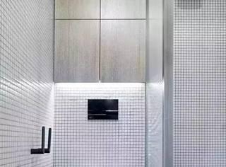 学会这两个方法,马上让你的洗手间大一倍