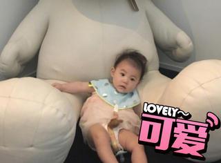 陈冠希又双叒叕晒娃啦,是要变身柔情奶爸吗?