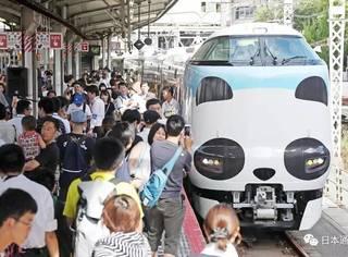 日本人究竟有多喜欢熊猫?看过之后彻底震惊了
