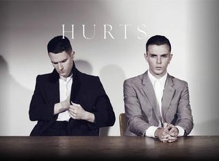 全球最时髦最复古的乐队:Hurts