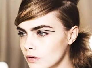 眉笔、眉膏、眉粉、眉胶真人示范怎么用?